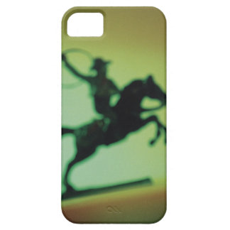 Cowboy toy iPhone 5 cover