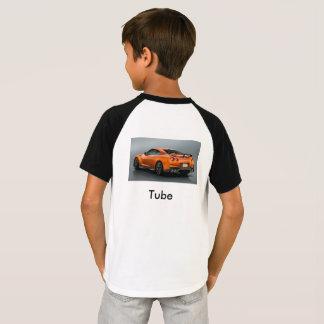 cowboy tube t-strits T-Shirt