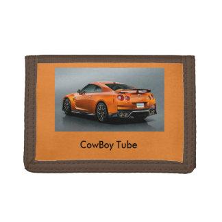 Cowboy tube Wallets