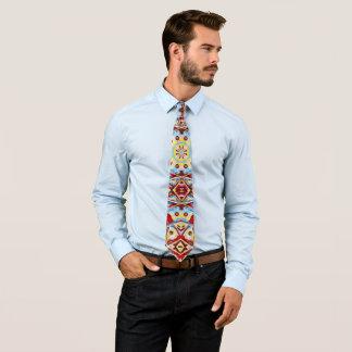Cowboy Way Satin Foulard Tie