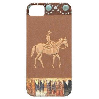 """Cowboy"" Western IPhone 5 Case"