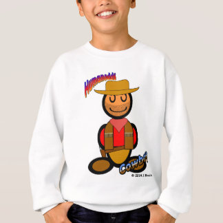 Cowboy (with logos) sweatshirt