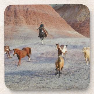 Cowboys 3 coasters