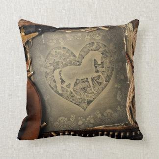 Cowboys and Indians Cushion
