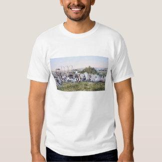 Cowboys at Lunch, 1904 (photo) T-shirt