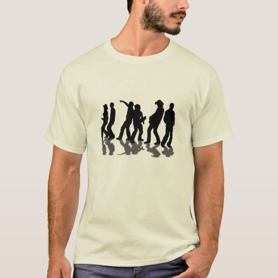 Cowboys Dancing T-Shirt