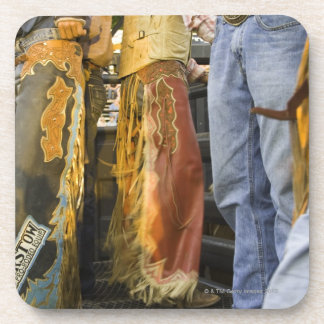Cowboys in Chaps Coasters