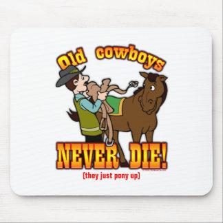 Cowboys Mouse Pads