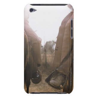 Cowboys Riding Horses iPod Touch Case