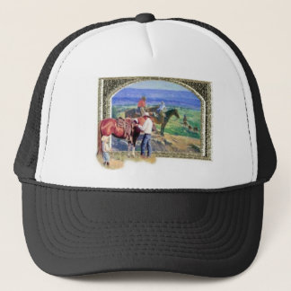 Cowboys Trucker Hat