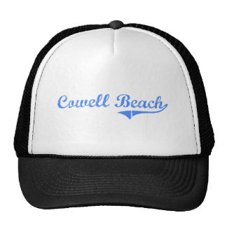 Cowell Beach California Classic Design Mesh Hats