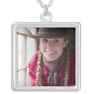 Cowgirl 2 necklaces
