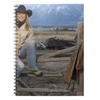 Cowgirl 3 notebook