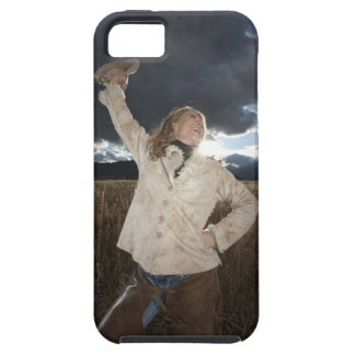 Cowgirl 8 case for the iPhone 5