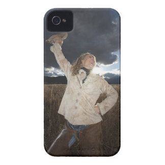 Cowgirl 8 iPhone 4 cover