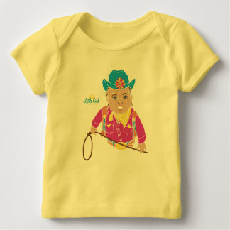 Cowgirl Baby T-Shirt (hispanic)