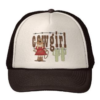 Cowgirl Baseball Cap Hats