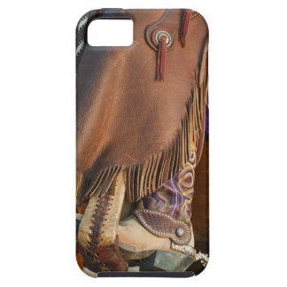 Cowgirl boots tough iPhone 5 case