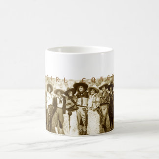 Cowgirl Congress  Coffee Mug
