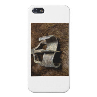 Cowgirl Cowboy Branding Iron Western Horse iPhone 5 Case