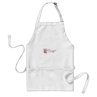 Cowgirl Forever Standard Apron