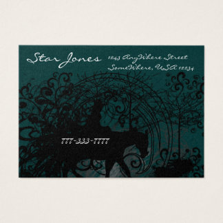 Cowgirl Grunge - Business Card