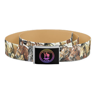 Cowgirl Life Belt
