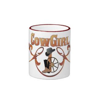 CowGirl MUG Cup