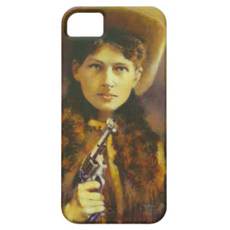 Cowgirl Outlaw iPhone 5 Case-Mate Barely There