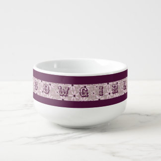 Cowgirl! Purple/Pink Purple 2018 Soup Mug