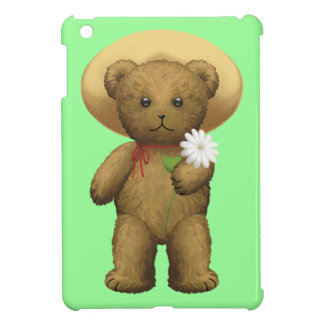 Cowgirl Teddy Bear Case For The iPad Mini