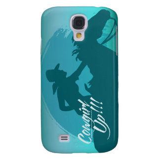Cowgirl Up!!! 2 iPhone 3G/3GS Hard Shell Case Galaxy S4 Covers