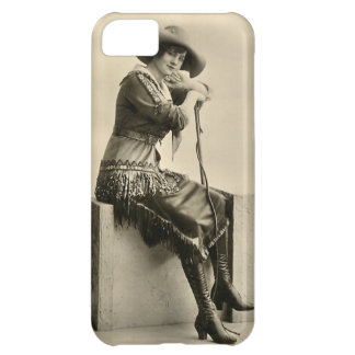 Cowgirl With Fringe iPhone 5C Cover