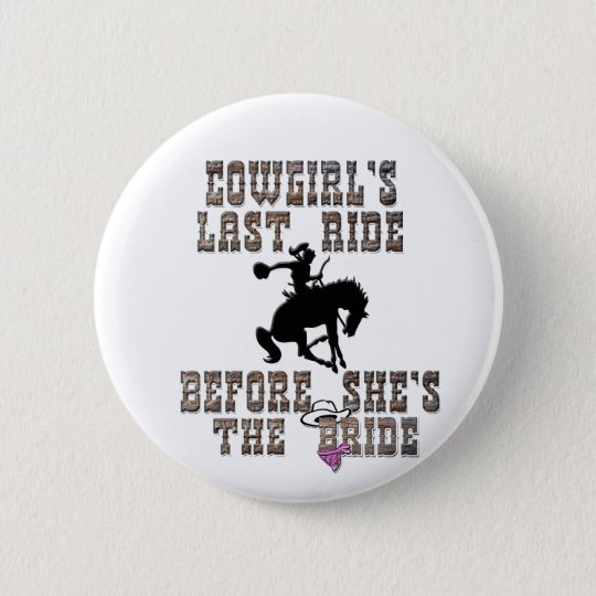 Cowgirl's Last Ride Before She's The Bride 6