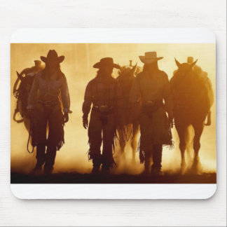 Cowgirls Mousepad