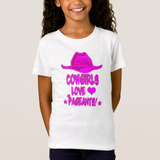 Cowgirls Pageant T-shirt