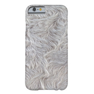 Cowhide Barely There iPhone 6 Case