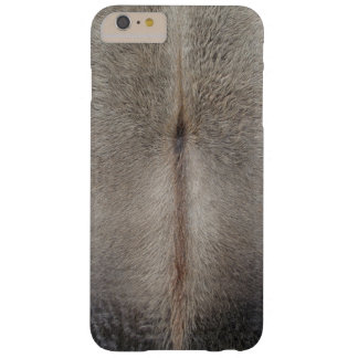 Cowhide Barely There iPhone 6 Plus Case