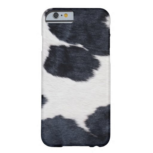 Cowhide iPhone 6 Case