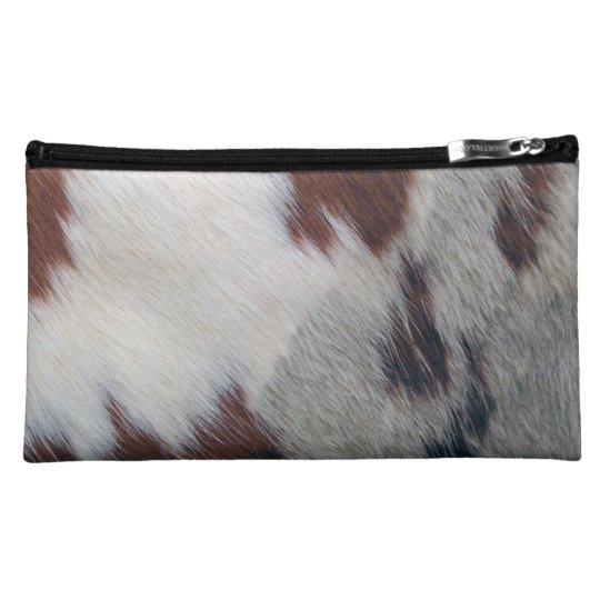 Cowhide Cosmetic Bags