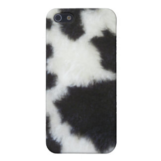 Cowhide iPhone Case iPhone 5/5S Cases