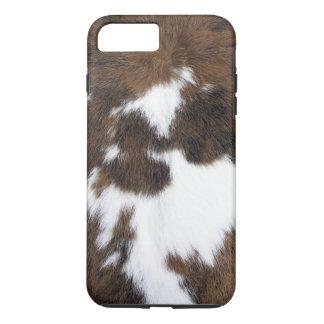 Cowhide Patch iPhone 8 Plus/7 Plus Case