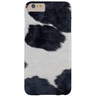 Cowhide Print Barely There iPhone 6 Plus Case