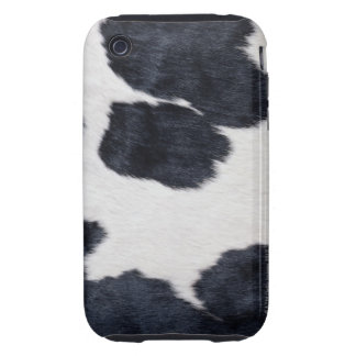 Cowhide Print iPhone 3 Tough Cover