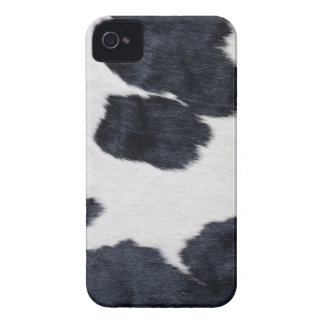 Cowhide Print iPhone 4 Cover