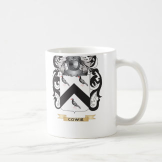 Cowie Coat of Arms Coffee Mugs