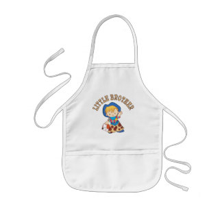 Cowkids Little Brother Aprons