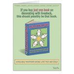 COWLEIDOSCOPES GREETING CARD