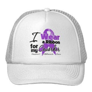 Coworker - Pancreatic Cancer Ribbon Trucker Hat