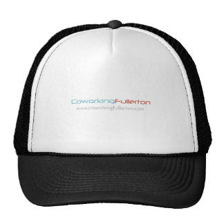 CoWorking Fullerton Trucker Hat